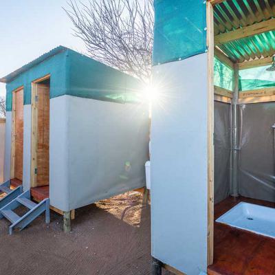 Private Ablution Facilities